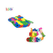 China OEM Wooden Educational Puzzle Numbers Alphabet Toys Baby Wooden Puzzle for Kids Animals