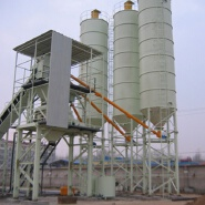 HZS60 container construction use belt conveyor ready mixed Australia concrete batching plant for sale