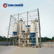 Henan manufacturer directly supply automatic dry mortar plant ceramic tile adhesive mortar manufacturing machine