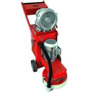 walk behind concrete floor grinder with vacuum