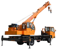 Factory Price 8ton Home Made Truck Crane For Sale