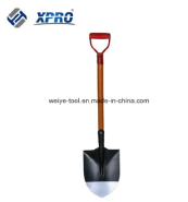 Shovel with Wooden Handle
