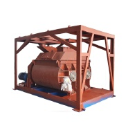 JS1000 gravity type construction electric one bagger small concrete mixer machine price for sale