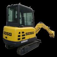 Best price hydraulic mini crawler digger