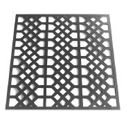 Aluminum Decorative Laser Cut Balcony Fence Panels