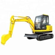 China manufacture small equipment digger crawler excavator
