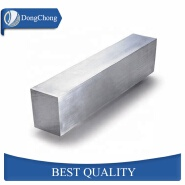 square aluminium construction bar