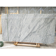 Italy Carrara White Marble Slabs Tiles for kitchen countertop table top