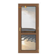 Sunnyquick aluminum glass swing doors window bathroom bedroom aluminium casement door window