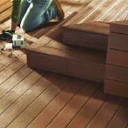 Advanced New Material Decking Bamboo Flooring Solid, Popular Salable Outdoor Bamboo Outdoor Flooring/