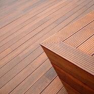 Advanced New Material Waterproof Laminate Flooring Bamboo, Commercial Environmental Solid Bamboo Flooring/