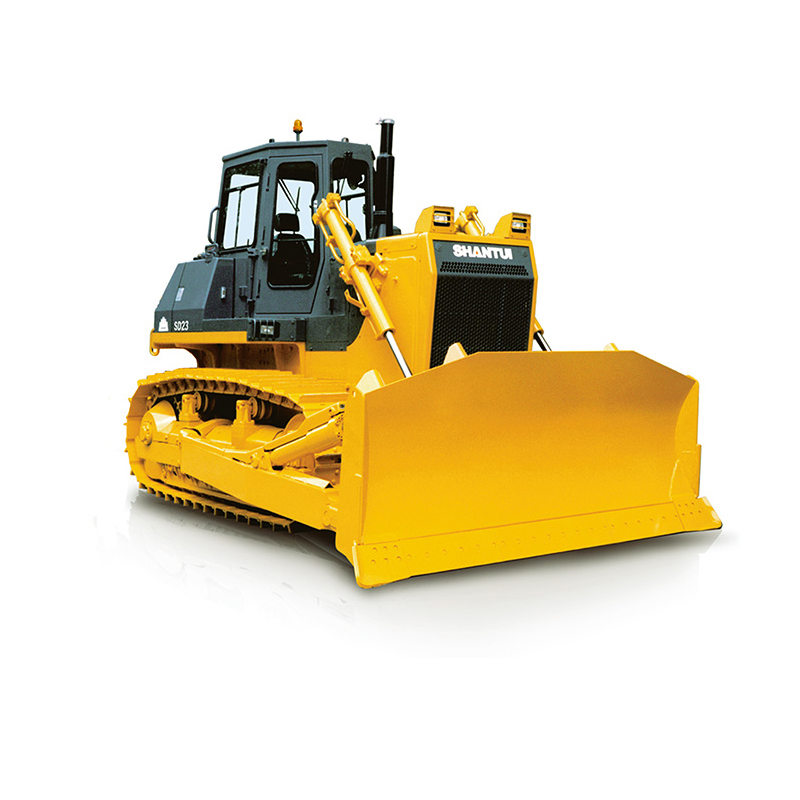 High performance shantui bulldozers sd23 standard bulldozer with U blade factory price for sale