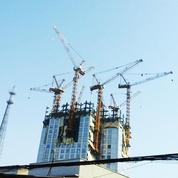 12t D228B(SCM)tower crane