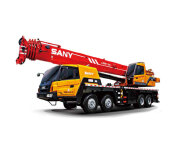 China changsha sanyi stc550 55 ton 55ton hydraulic mobile truck crane factory price for sale