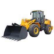 Powerful LIUGONG 5 ton 3m3 bucket medium articulated wheel loader 855H 856 for sale