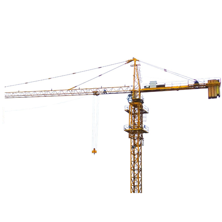 Price of hammerhead tower jib crane 5t 6t TC5510 german sale