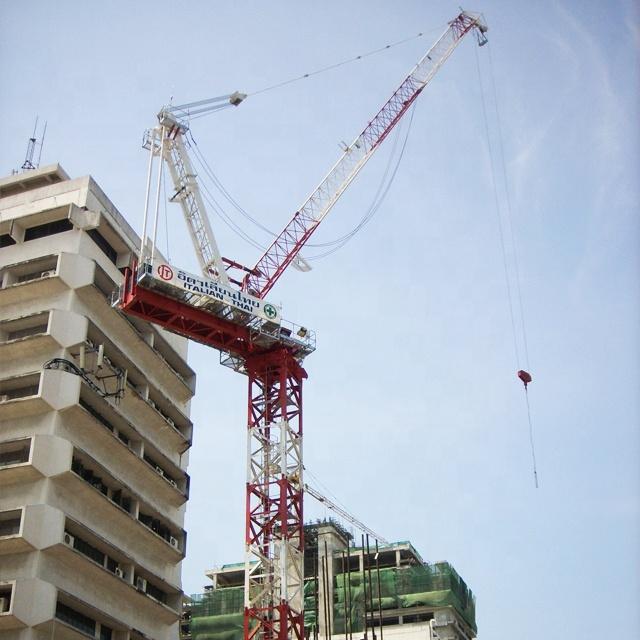 LTC2750 crane jib 10 ton tower crane for sale