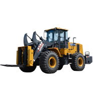 XCM G LW500KN-T18 electronic control stone forklift boom wheel loader factory price for sale