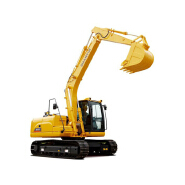 Factory shantui small crawler excavator 13 ton SE135 with spare parts for sale