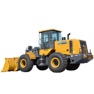 Overseas XCM G manual Wheel loader ZL50G ZL50GV with imported engine spare parts sale