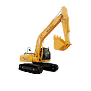 Shantui SE245LC 1.2cbm standard bucket sizes crawler excavator for sale