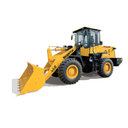 China shantui brand new 3 ton small wheel loader SL30WN loaders for sale