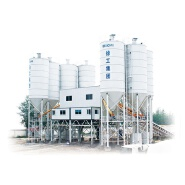 Chinese brand HZS90/2HZS90 concrete mixing plant for sale