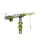 Popular ZOOMLION Mobile 8 ton 60m jib length Topless Tower Crane T6013-8 for sale
