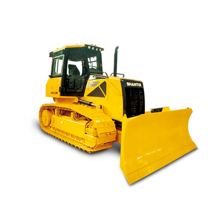 SHANTUI 130HP SD13 Dozer tractors bulldozer With Straight Blade Track Type