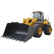 Powerful heavy duty construction machinery liugong 9 ton 5.4cbm bucket big wheel loader 890H sales