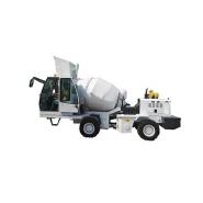 Self-loading truck mixer SLM10R