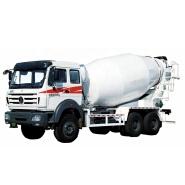 Hot sale BEIBEN 3.9 meters height concrete truck mixer cheap price