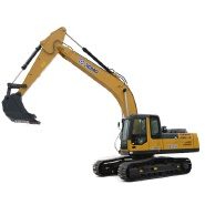 Hot sale XE235C china crawler excavator with pile hammer cheap price