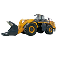 Best supplier liugong 12 ton large wheel loader 8128H with 7m3 Bucket capacity factory price