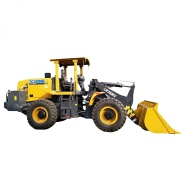 Chinese XCM G 3t mini wheel loader LW300K LW300KV with spare parts cheap price for sale