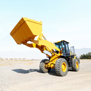 High quality 3 ton 2m3 bucket wheel loader 636D made in china factory price for sale