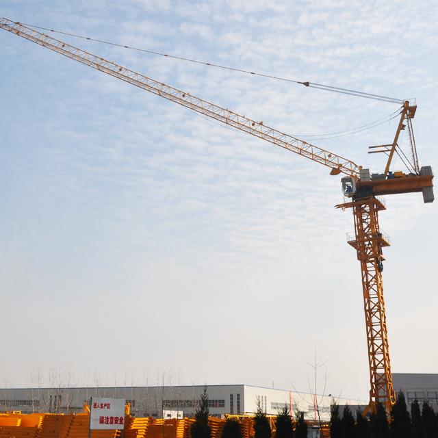 tower crane of LUFFING LTC2750 , crane jib , 10 ton crane