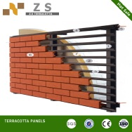 Jiangxi Zhongsheng Terracotta Panels Co., Ltd. Terracotta Panel Curtain Walls