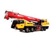 High quality sanyi stc500s used 50 ton hydraulic truck crane shanghai exported price for sale