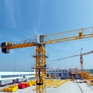 Chinese famous brand TC5615P tower crane mast section spare parts price list for sale