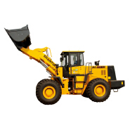 Best selling shantui 5 tons industrial wheel loader SL50W-3 with spare parts