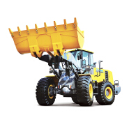 China top brand XCM G 5t wheel loader ZL50GN with 3m3 bucket on sale EXW price