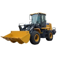Chinese 3ton EarthMoving Machine LW300KN Wheel Loader with Pallet fork