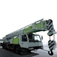 Telescopic boom truck crane 16 ton zoomlion QY16 price for sale