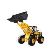 China shantui 5 ton 3cbm bucket wheel loader SL50W factory price for sale