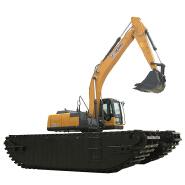 HOT SALE 21.5 ton Hydraulic Crawler amphibious Excavator XE215S