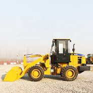 China supply 1800kg small wheel loader 618D 618 in stock hot sale
