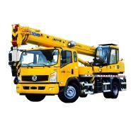 New product xcm g 8t medium half cab truck crane XCT8L4 in stock for sale