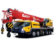 High performance SAN Y 100t Heavy Mobile Truck Crane STC1000S prices for sale