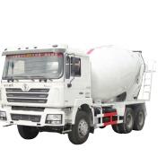 Factory SHACMAN mini concrete mixer trucks hot sale